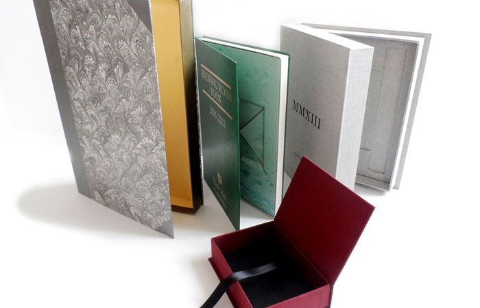 Book Style Boxes